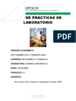GUÍA DE PRÁCTICAS DE LABORATORIO QUÍORG II. SEP2019