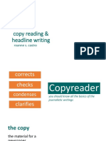 copyreading and headline writing.pptx
