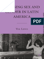 Crossing Sex and Gender in Latin America