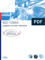 ISO 12944 UK - Global Corrosion Standards