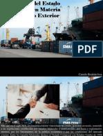 Camilo Ibrahim Issa - La Política Del Estado Venezolano en Materia de Comercio Exterior