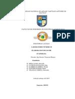 PRACTICA Nº03 ELAVORACION DE LA LECHE EVAPORADA 1