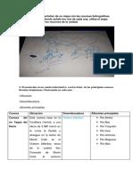 Dibujo representativo de un mapa con las cuencas hidrográficas dominicanas donde señale los ríos de cada una