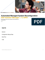 Automatic Reconfiguration of Managed Systems_new