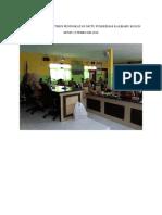 Penggalangan Komitmen Peningkatan Mutu Puskesmas Kalibaru Kulon