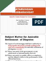 Day 1.KATARUNGAN PAMBARANGAY (Naval Lecture 2019)