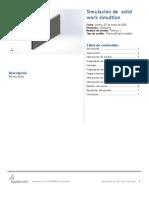 solid work simultion-Térmico 1-1