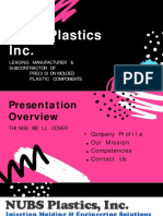 Best Plastic Manufacturing in the United States