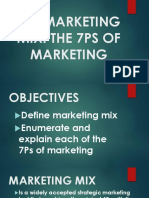 topic18-THE-MARKETING-MIX
