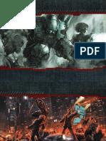 Savage Worlds - Interface Zero - GM Screen