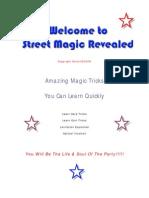 David Blaine - Street Magic Revealed