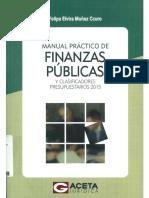 Manual Práctico de Finanzas Públicas