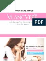VLANCVERE-POWER VC15 AMPLE-E