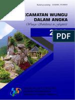 Kecamatan Wungu Dalam Angka 2019