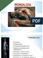 APRESENTAÇÃO DE FIBROMIALGIA - EDC