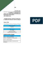 MARCELINO M. SANTOS NHS LD Needs assessment Plan