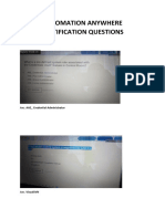 AUTOMATION ANYWHERE CERTIFICATION QUESTIONS  Part 1.docx