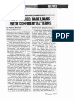 Philippine Daily Inquirer, Jan. 9, 2020, Gov't dared  bare loans with confidential terms.pdf