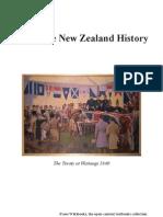 New Zealand History
