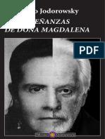 Alejandro Jodorowsky_Las enseñanzas de doña Magdalena (Digital)