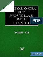 Antologia de novelas del Oeste  Vol VII - AA VV