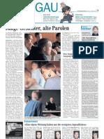 Jugendpolitiktag Weinfelden