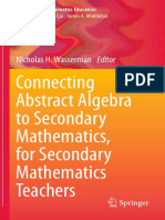 COnnecting Abstract Algebra to Secondary Mathematics Teachers.pdf