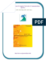 International Journal of Computer Networks & Communica-tions