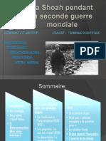 french3asprojectshoahsecondeguerre.pptx