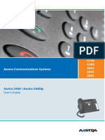 Aastra 5360 / Aastra 5360ip telephone User's Guide