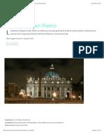 Basilica di San Pietro in Vaticano   Storia, Descrizione ed Informazioni.pdf