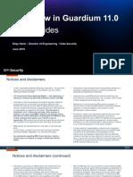 Guardium 11.0  Tech Talk - June 2019final Backup material.pdf
