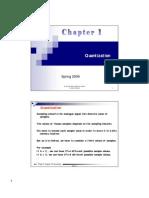 Chapter 1 Quantization2