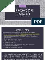 unidad 1derecho laboral, fuentes y constitucionalismo social