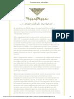 A Mentalidade Medieval.pdf