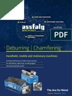 Assfalg Catalog Deburring _ Chamfering 2019 (EN)