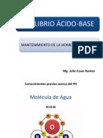 HOMEOSTASIS EQUILIBRIO_ACIDO-BASE