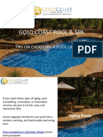 Tips on Choosing a Pool Upgrade