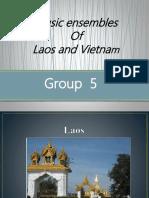 Music-Ensembles-of-Laos-And-Vietnam-