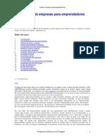 Creación de empresas para emprendedores.pdf