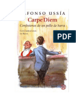 Ussia Alfonso - Carpe Diem - Confesiones De Un Pollo De Barra.doc