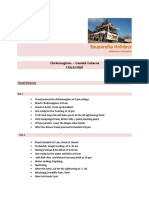 3 day chickmanglore dandeli  Gokarna - Copy