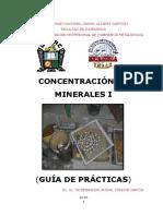 PARA GUIA DE PRACTICAS CONC. DE MIN. I 2018