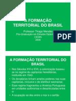 4a AulaTM Brasil Territorio Fronteiras 2009