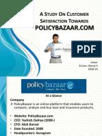 PolicyBazaar.com PPT