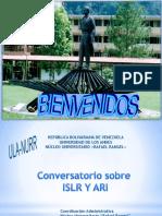 DIAPOSITIVAS_CONVERSATORIO_ARI_ISLR