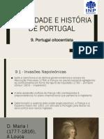 Identidade e História de Portugal