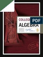 [Barnett] - College Algebra 8th - 2008