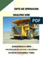 HAULPAK 930E2
