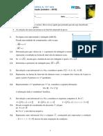 Porto Editora - Novo Espaco - 10 Ano 2018-19-1 Teste